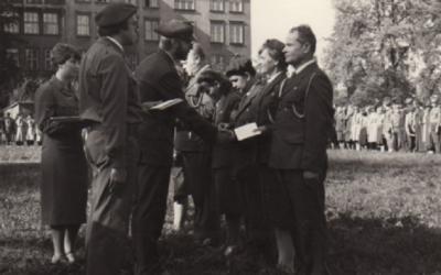 Harcerstwo – śladami historii Hufca ZHP Andrychów